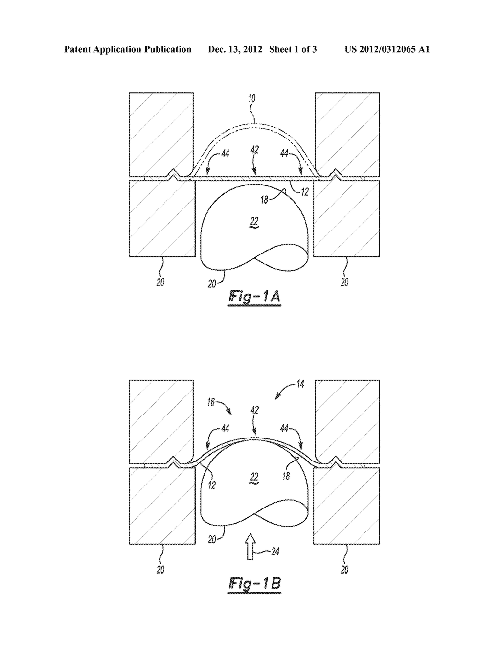 METHOD OF FORMING AN ARTICLE FROM METAL ALLOY SHEET MATERIAL - diagram, schematic, and image 02