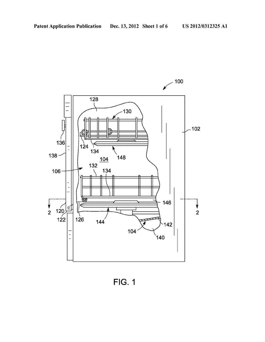 NON-ELECTRONIC METHODS AND APPARATUS FOR DETECTING WASH PUMP CAVITATION IN     A DISHWASHER - diagram, schematic, and image 02