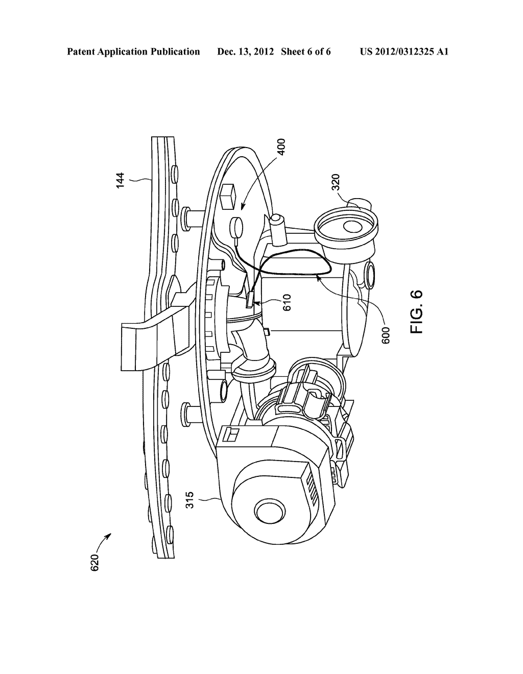 NON-ELECTRONIC METHODS AND APPARATUS FOR DETECTING WASH PUMP CAVITATION IN     A DISHWASHER - diagram, schematic, and image 07