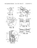 COVER AND HINGE ASSEMBLY FOR ELECTRICAL DEVICE diagram and image