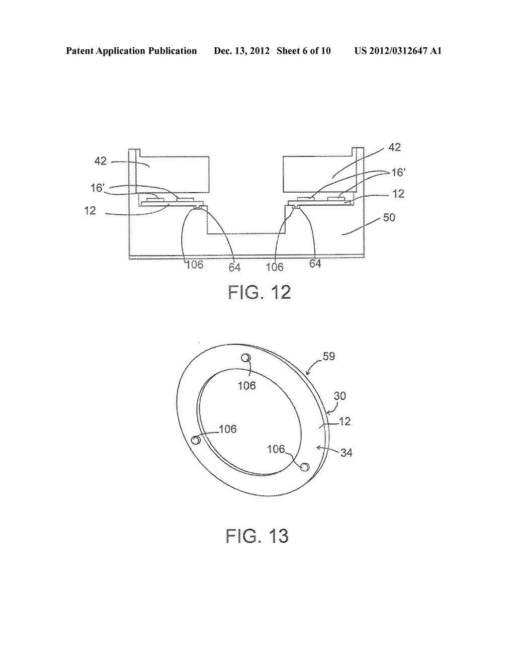 LIGHTWEIGHT BRAKE ROTOR AND COMPONENTS WITH COMPOSITE MATERIALS - diagram, schematic, and image 07