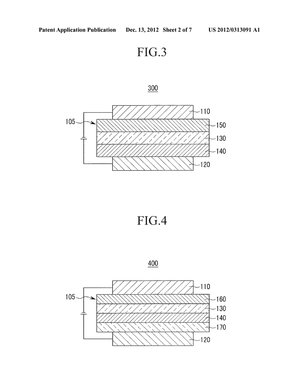 COMPOUND FOR AN ORGANIC PHOTOELECTRIC DEVICE, ORGANIC PHOTOELECTRIC DEVICE     INCLUDING THE SAME, AND DISPLAY DEVICE INCLUDING THE ORGANIC     PHOTOELECTRIC DEVICE - diagram, schematic, and image 03