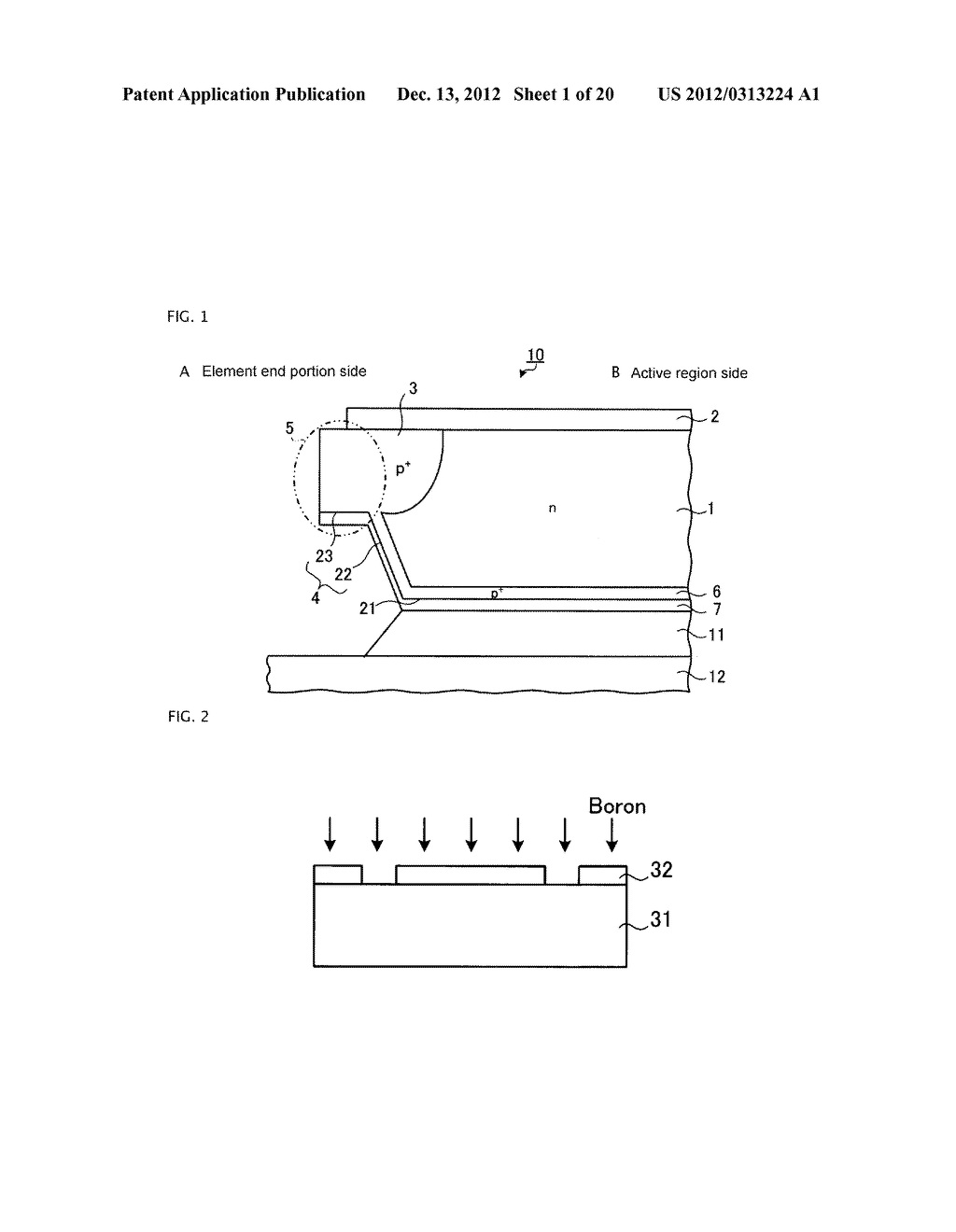 SEMICONDUCTOR DEVICE AND SEMICONDUCTOR DEVICE MANUFACTURING METHOD - diagram, schematic, and image 02