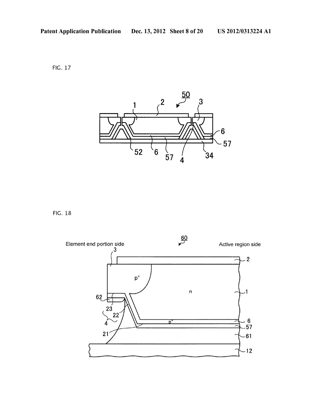 SEMICONDUCTOR DEVICE AND SEMICONDUCTOR DEVICE MANUFACTURING METHOD - diagram, schematic, and image 09