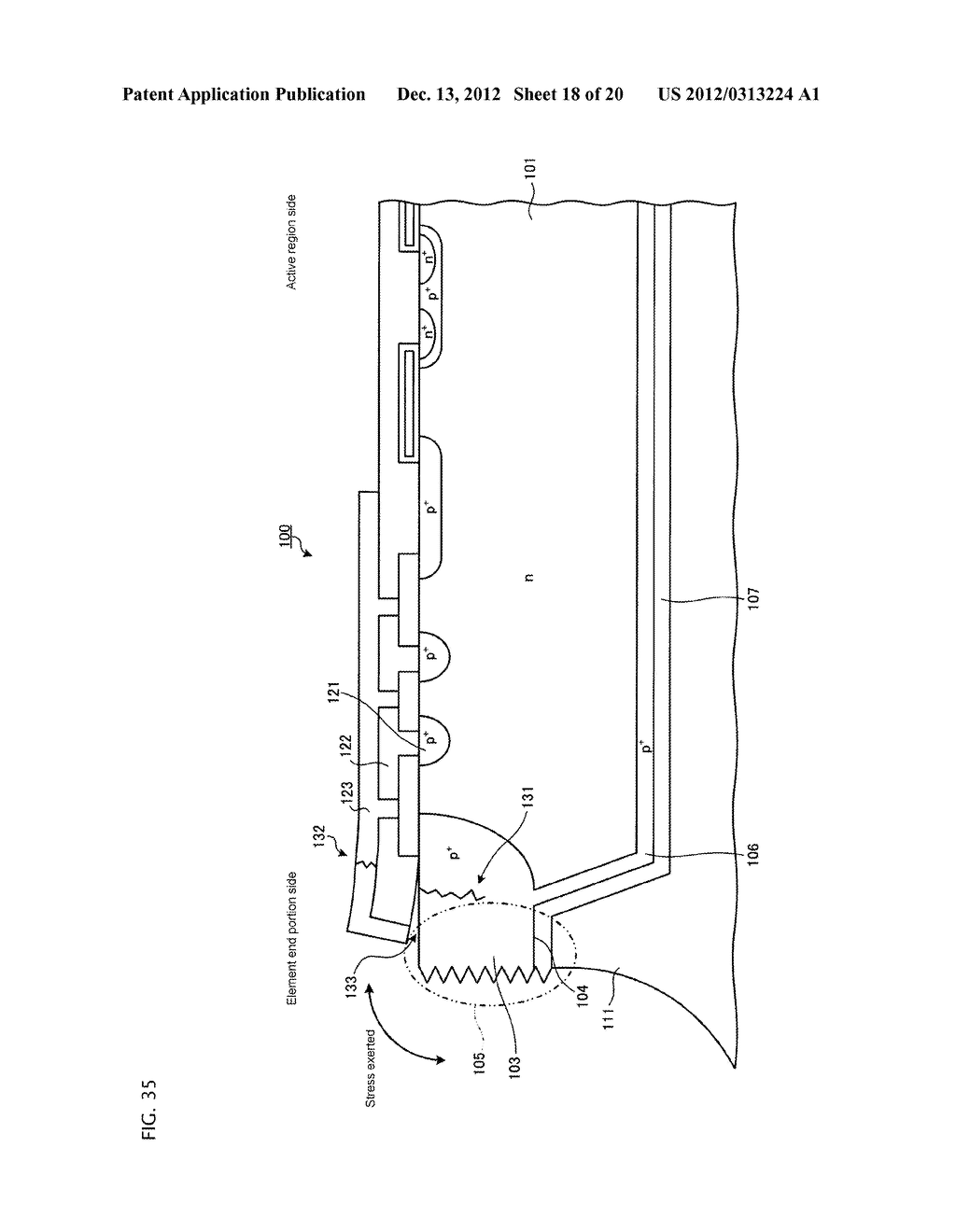 SEMICONDUCTOR DEVICE AND SEMICONDUCTOR DEVICE MANUFACTURING METHOD - diagram, schematic, and image 19