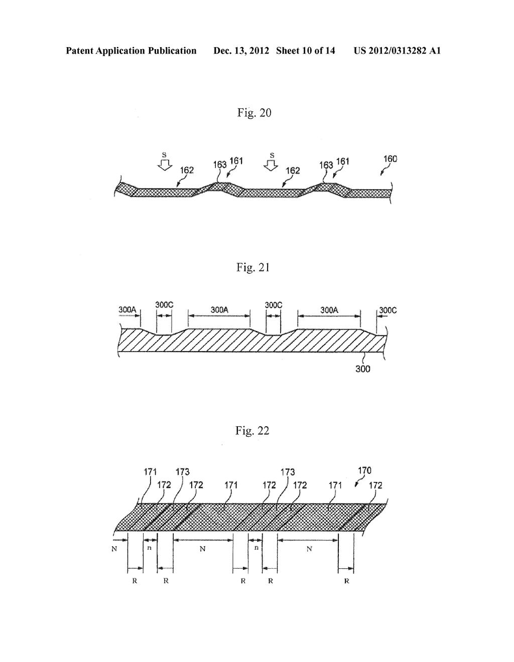 HOLDING MATERIAL FOR CATALYST CONVERTER AND MANUFACTURING METHOD OF SAME - diagram, schematic, and image 11