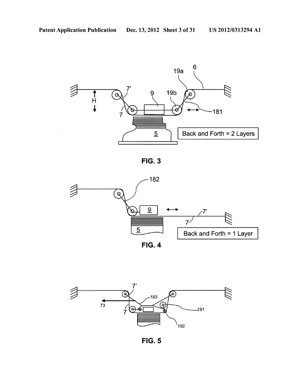 System and Method For Layerwise Production of A Tangible Object - diagram, schematic, and image 04