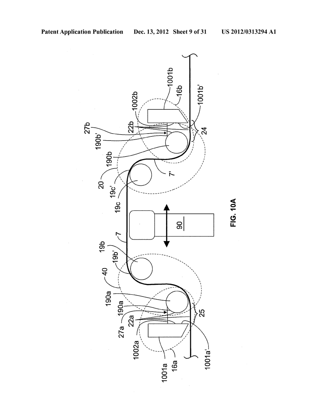 System and Method For Layerwise Production of A Tangible Object - diagram, schematic, and image 10