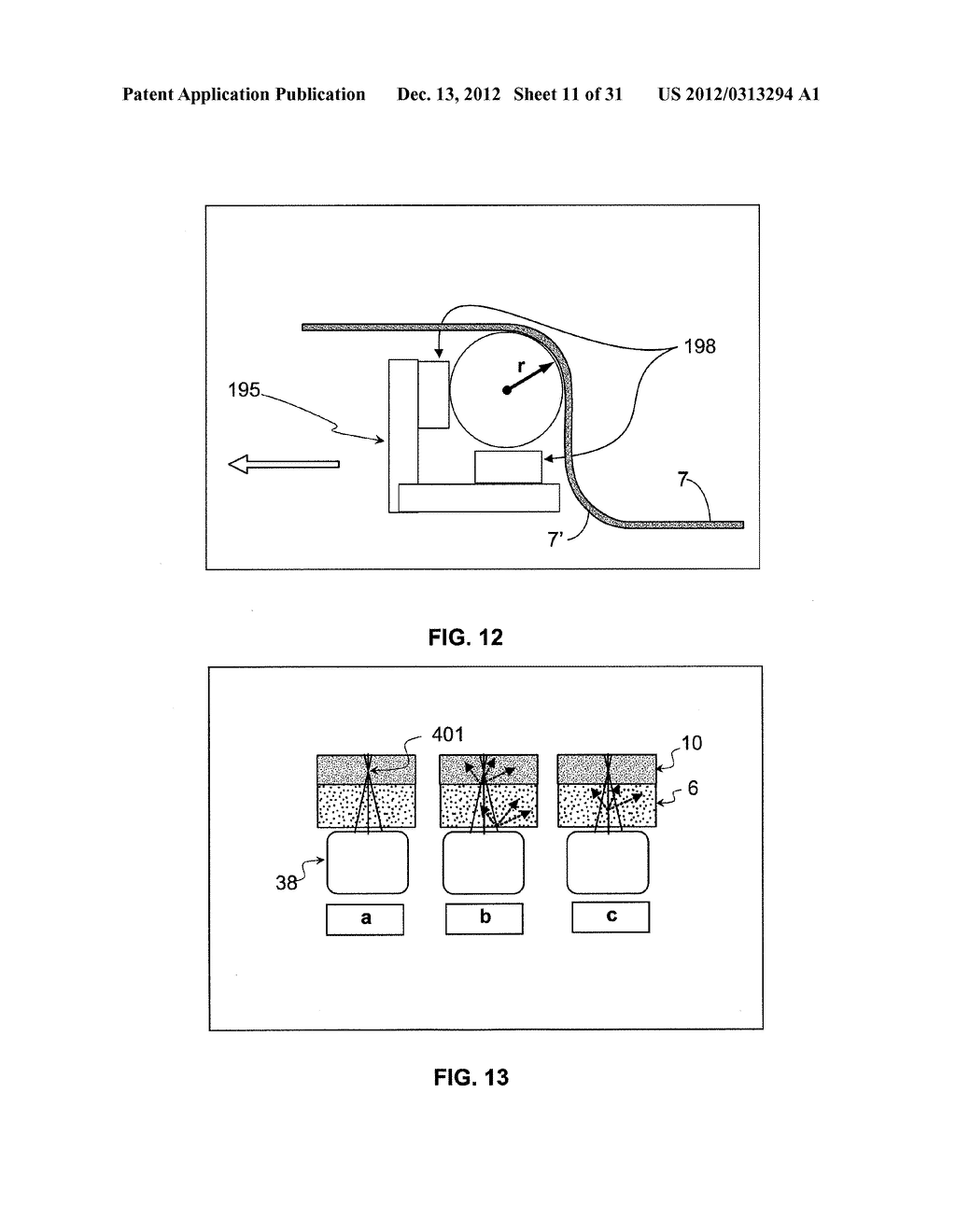 System and Method For Layerwise Production of A Tangible Object - diagram, schematic, and image 12