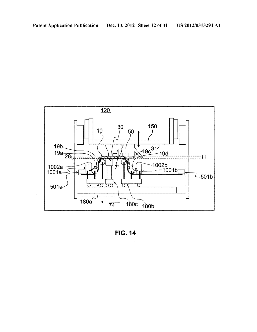 System and Method For Layerwise Production of A Tangible Object - diagram, schematic, and image 13