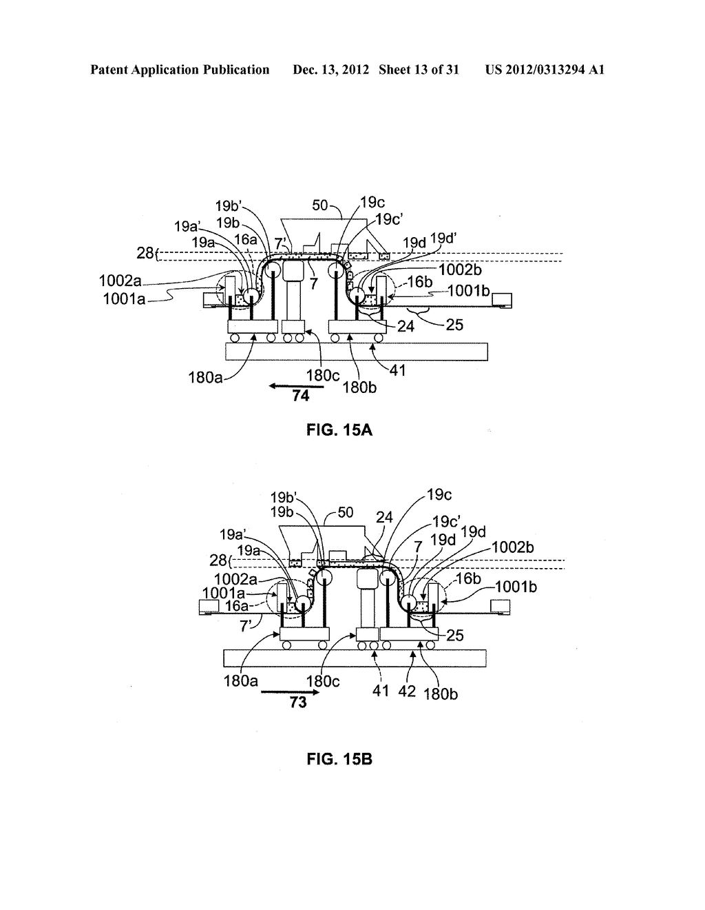 System and Method For Layerwise Production of A Tangible Object - diagram, schematic, and image 14