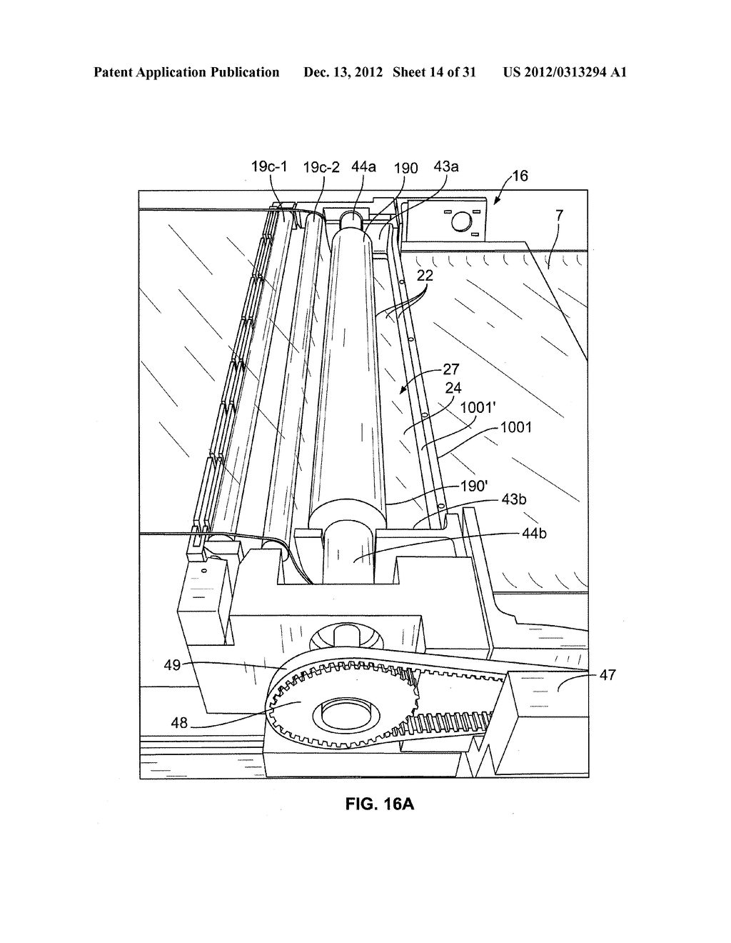 System and Method For Layerwise Production of A Tangible Object - diagram, schematic, and image 15
