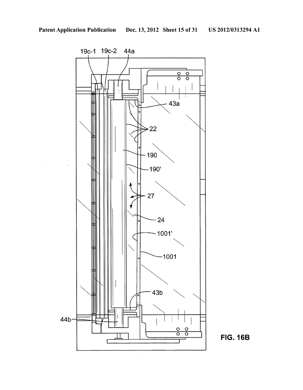 System and Method For Layerwise Production of A Tangible Object - diagram, schematic, and image 16