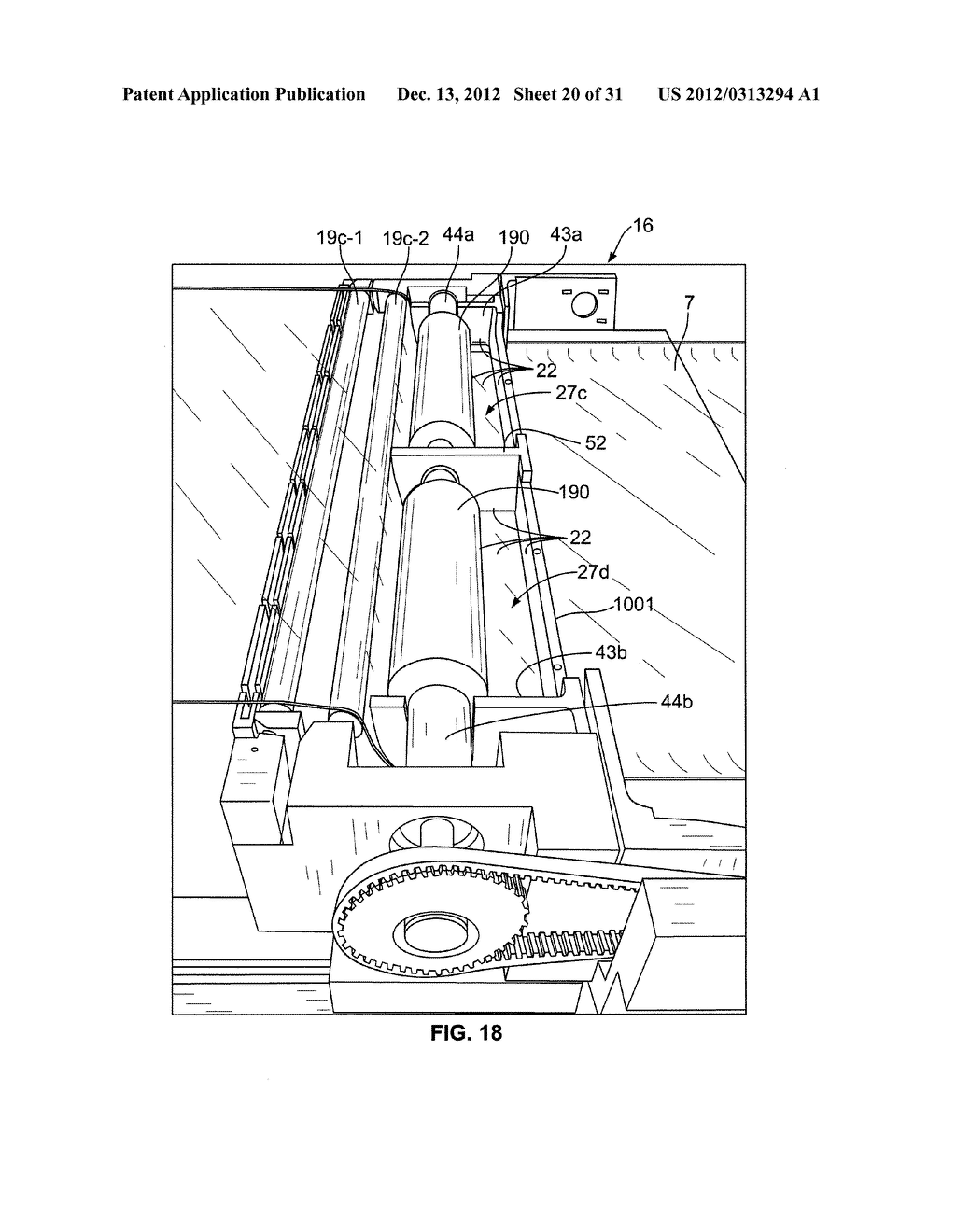 System and Method For Layerwise Production of A Tangible Object - diagram, schematic, and image 21