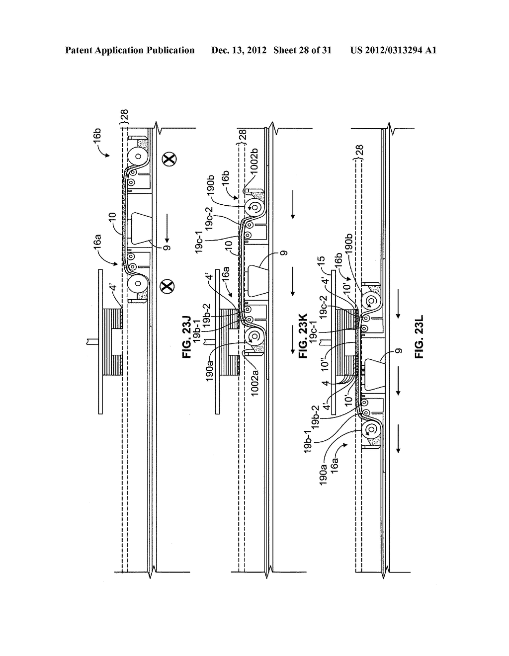 System and Method For Layerwise Production of A Tangible Object - diagram, schematic, and image 29