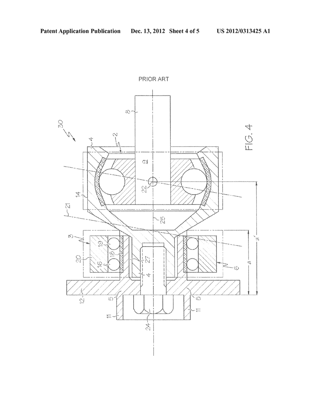 WHEEL HUB JOINT UNIT FOR A VEHICLE - diagram, schematic, and image 05