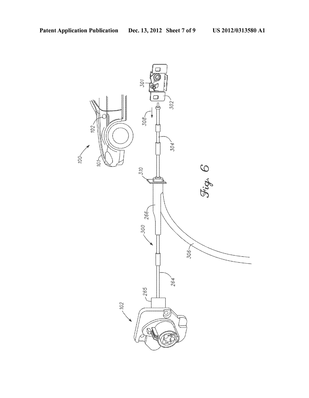 ELECTRIC VEHICLE WITH SECONDARY CHARGE CORD RELEASE MECHANISM - diagram, schematic, and image 08