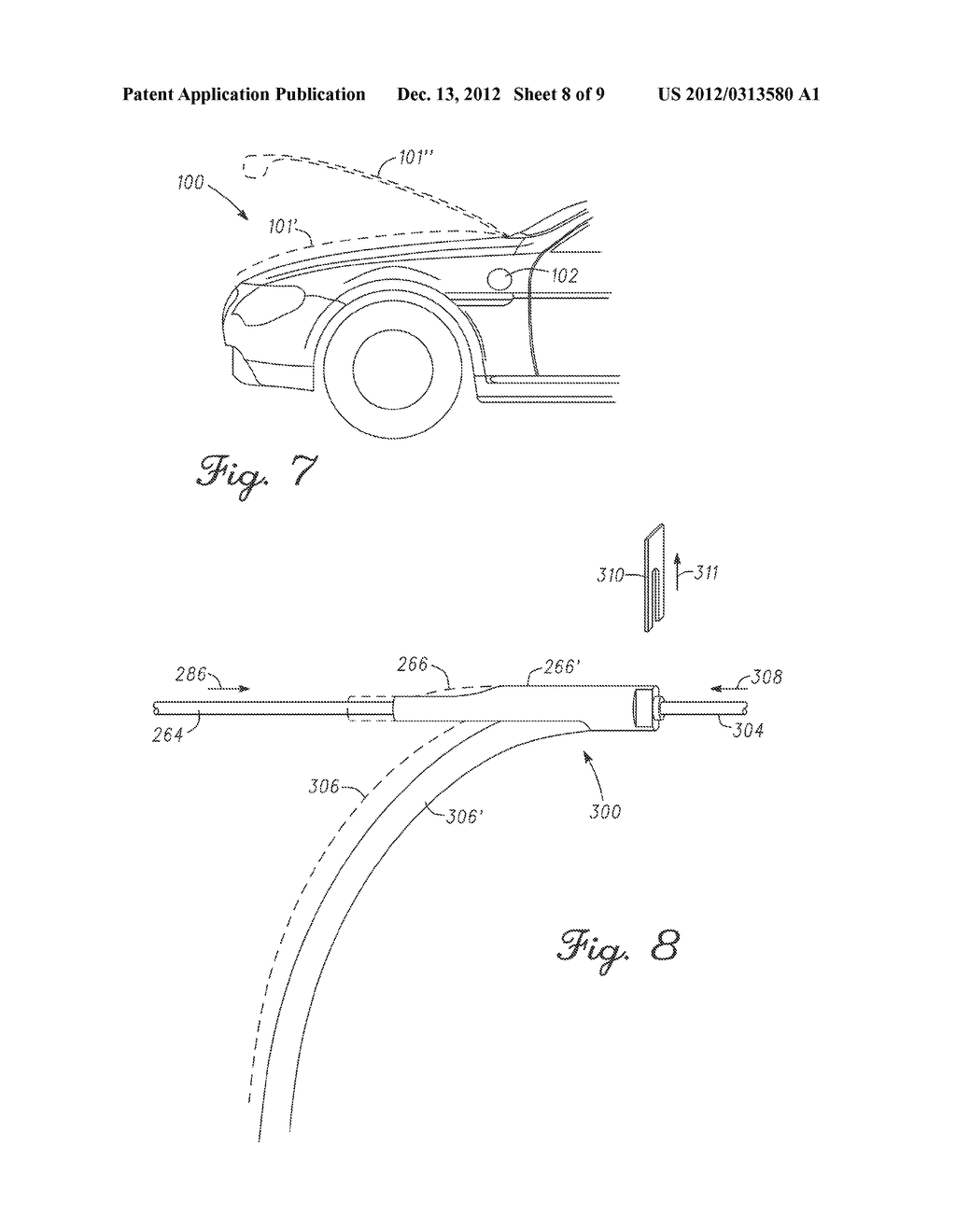 ELECTRIC VEHICLE WITH SECONDARY CHARGE CORD RELEASE MECHANISM - diagram, schematic, and image 09