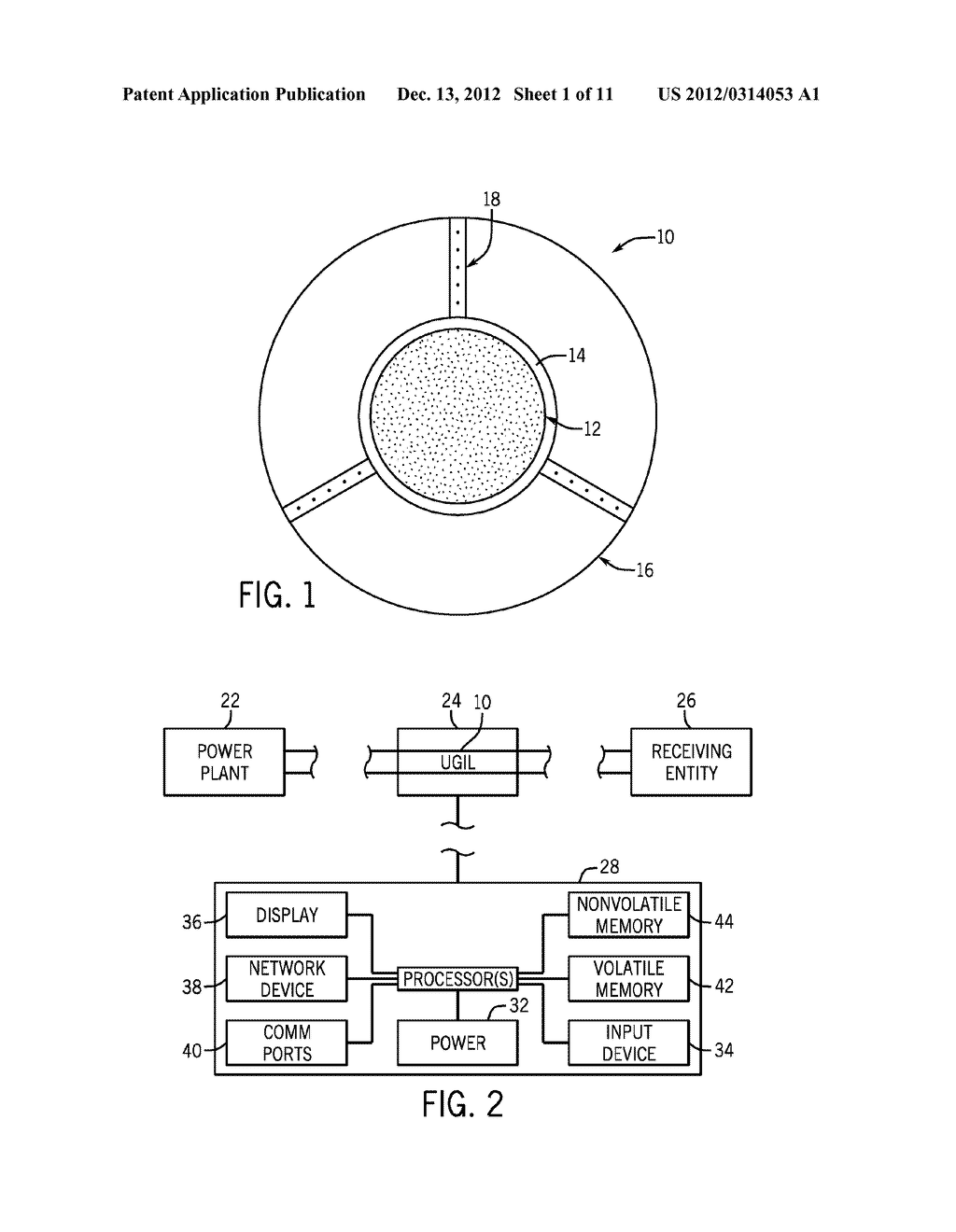 SYSTEMS AND METHODS FOR ROUTING, MONITORING REPAIR, AND MAINTENANCE OF     UNDERGROUND GAS INSULATED TRANSMISSION LINES - diagram, schematic, and image 02