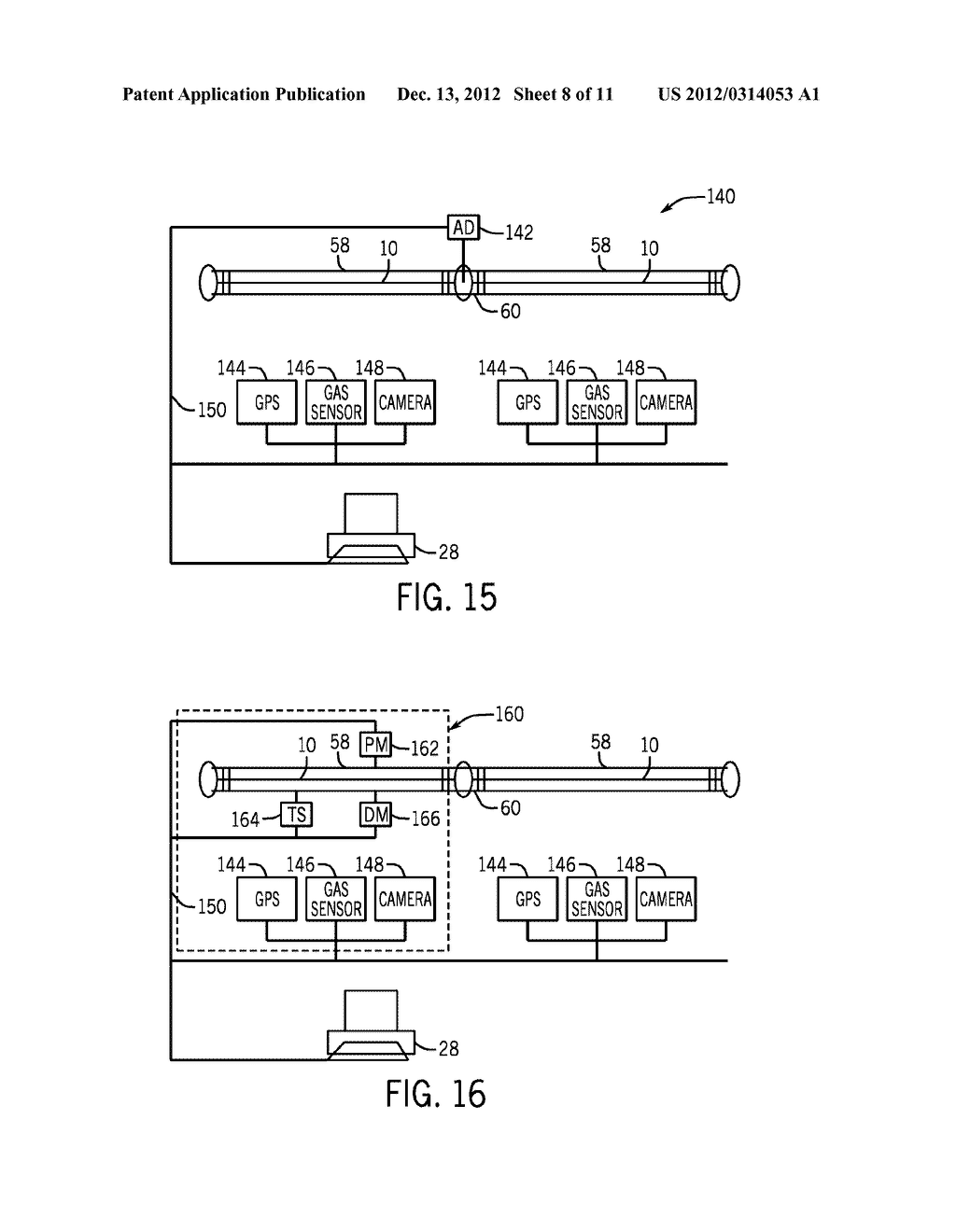 SYSTEMS AND METHODS FOR ROUTING, MONITORING REPAIR, AND MAINTENANCE OF     UNDERGROUND GAS INSULATED TRANSMISSION LINES - diagram, schematic, and image 09