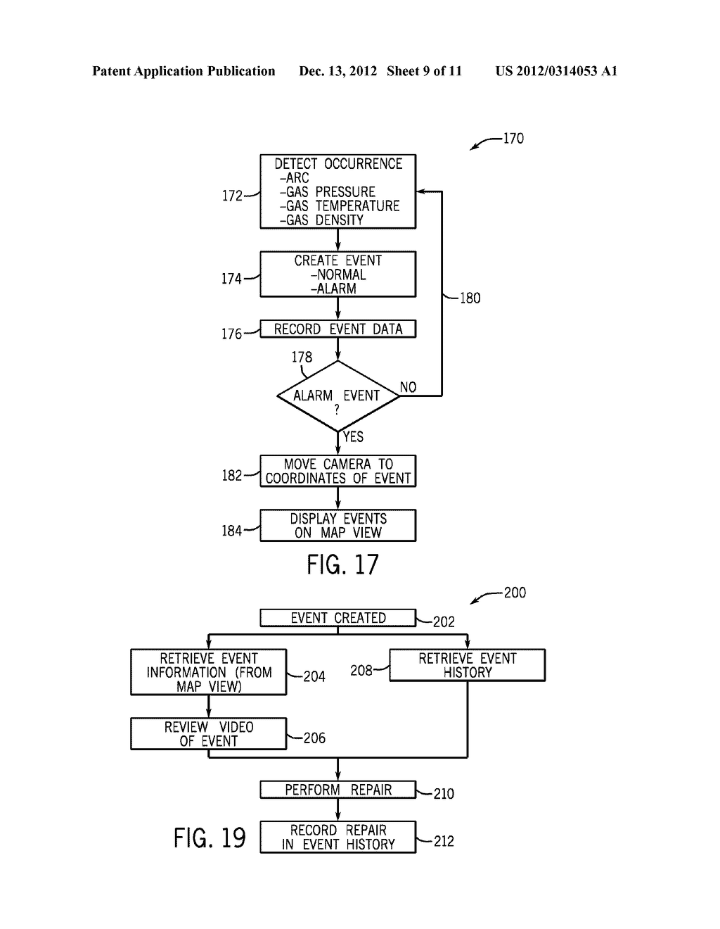 SYSTEMS AND METHODS FOR ROUTING, MONITORING REPAIR, AND MAINTENANCE OF     UNDERGROUND GAS INSULATED TRANSMISSION LINES - diagram, schematic, and image 10