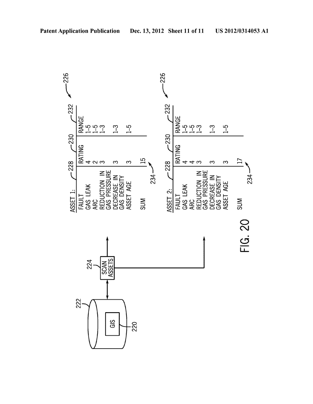 SYSTEMS AND METHODS FOR ROUTING, MONITORING REPAIR, AND MAINTENANCE OF     UNDERGROUND GAS INSULATED TRANSMISSION LINES - diagram, schematic, and image 12