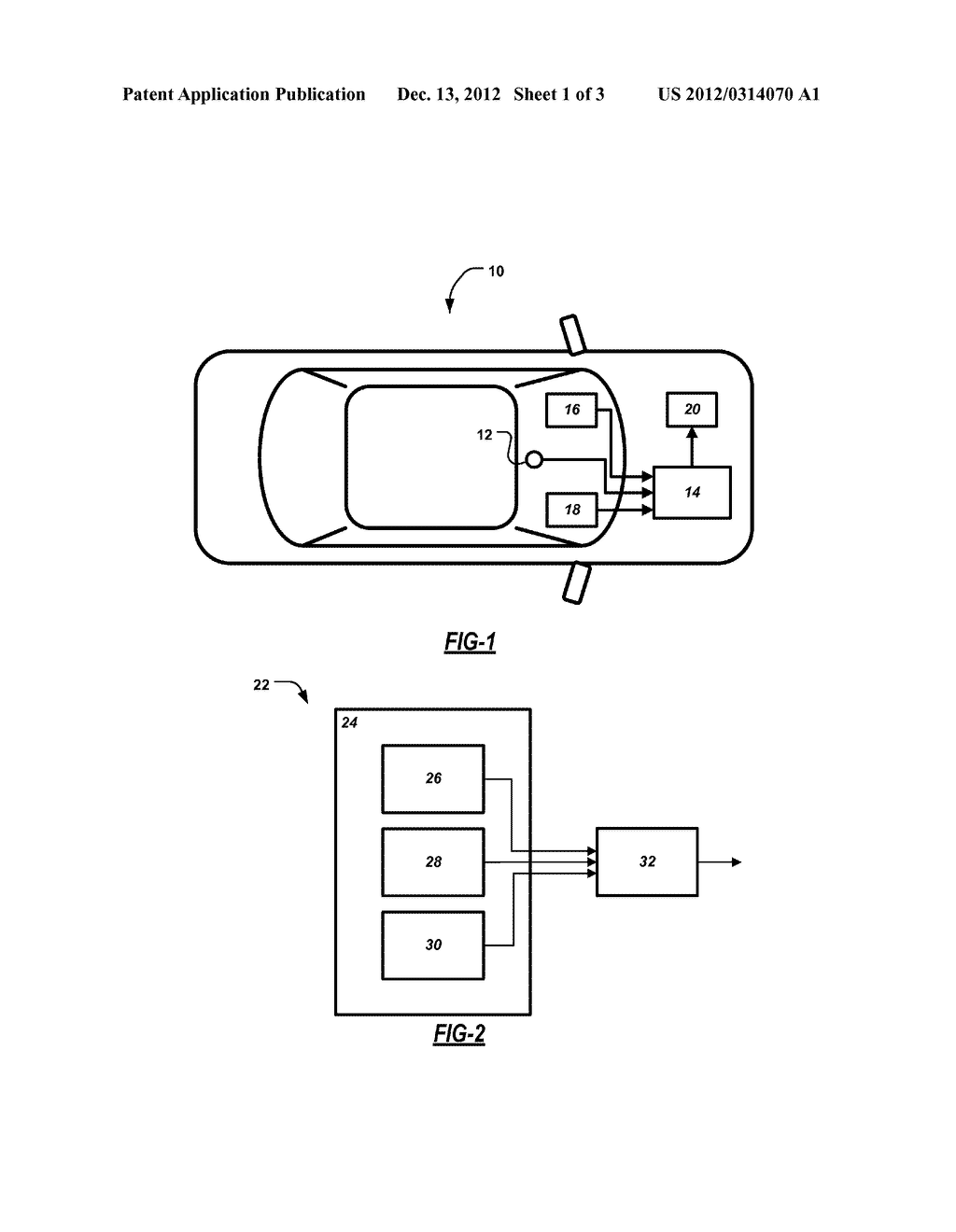 LANE SENSING ENHANCEMENT THROUGH OBJECT VEHICLE INFORMATION FOR LANE     CENTERING/KEEPING - diagram, schematic, and image 02