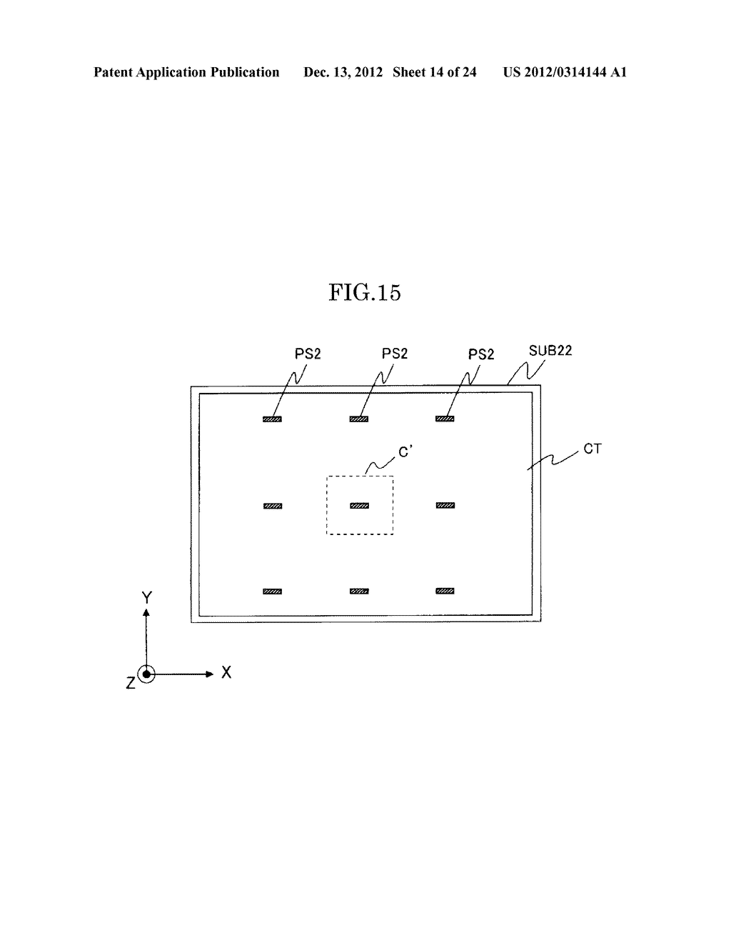 DISPLAY DEVICE - diagram, schematic, and image 15