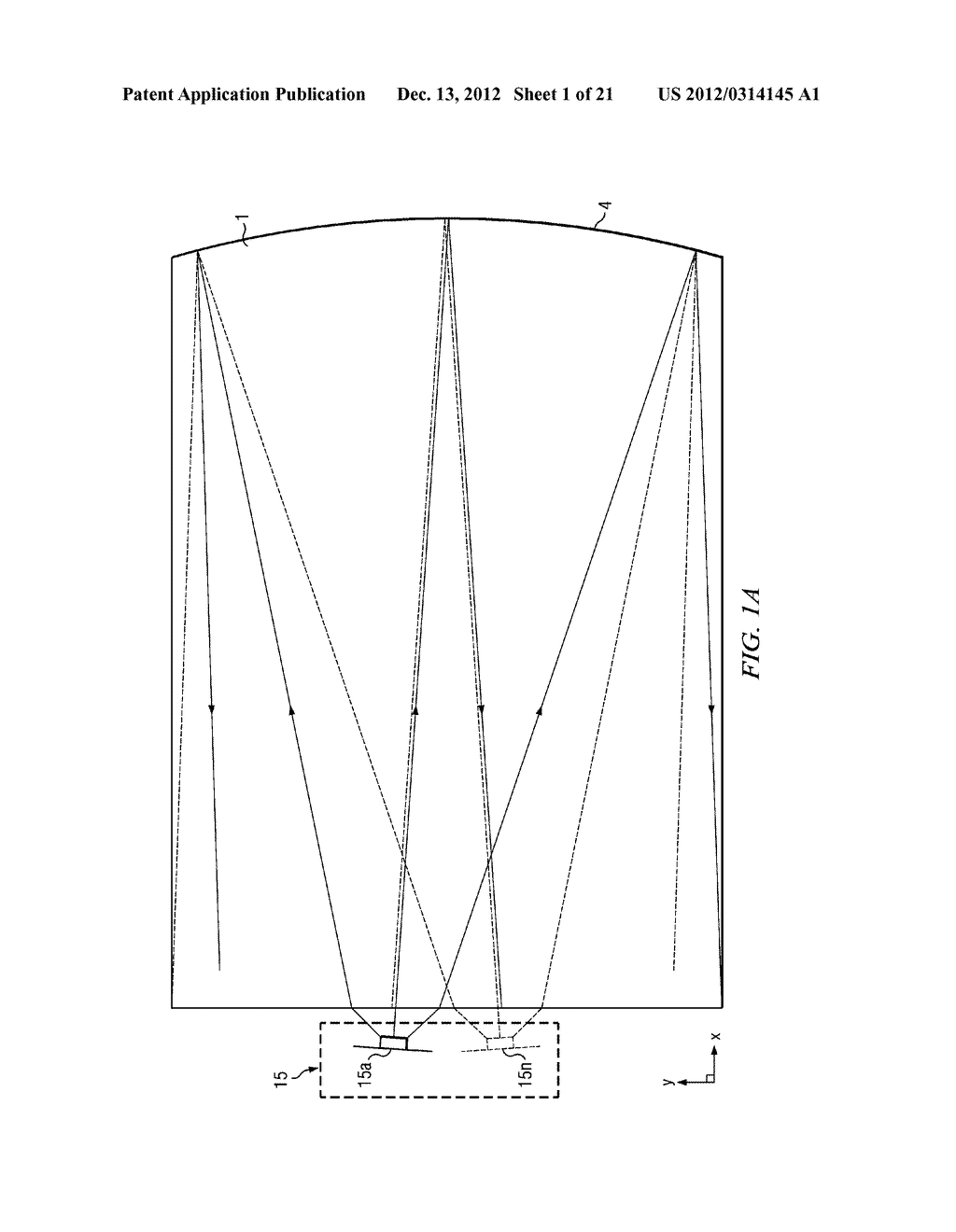 Segmented directional backlight and related methods of backlight     illumination - diagram, schematic, and image 02