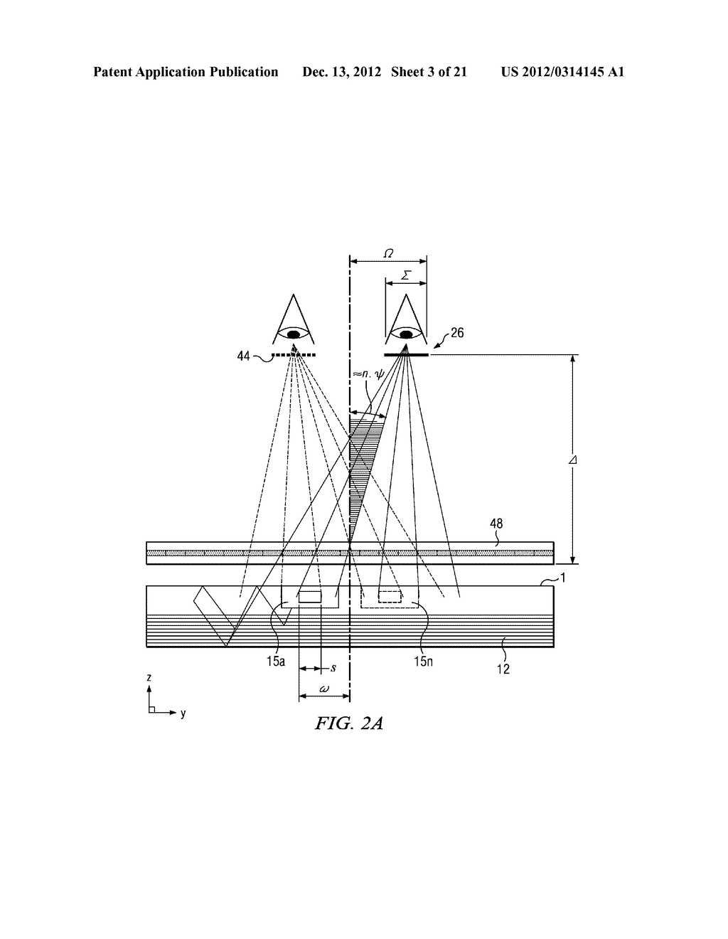 Segmented directional backlight and related methods of backlight     illumination - diagram, schematic, and image 04