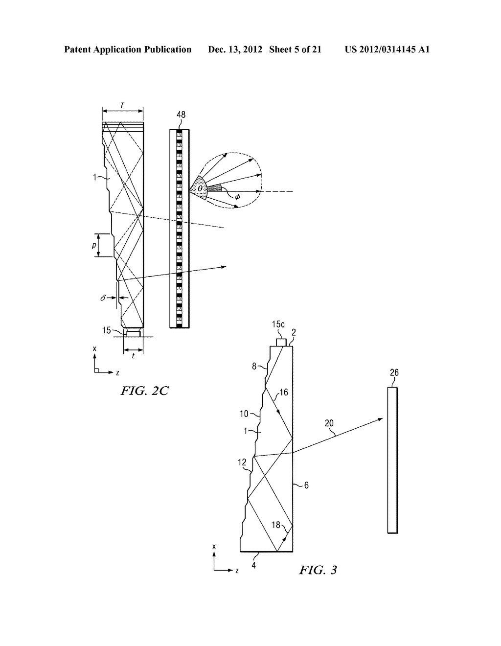Segmented directional backlight and related methods of backlight     illumination - diagram, schematic, and image 06