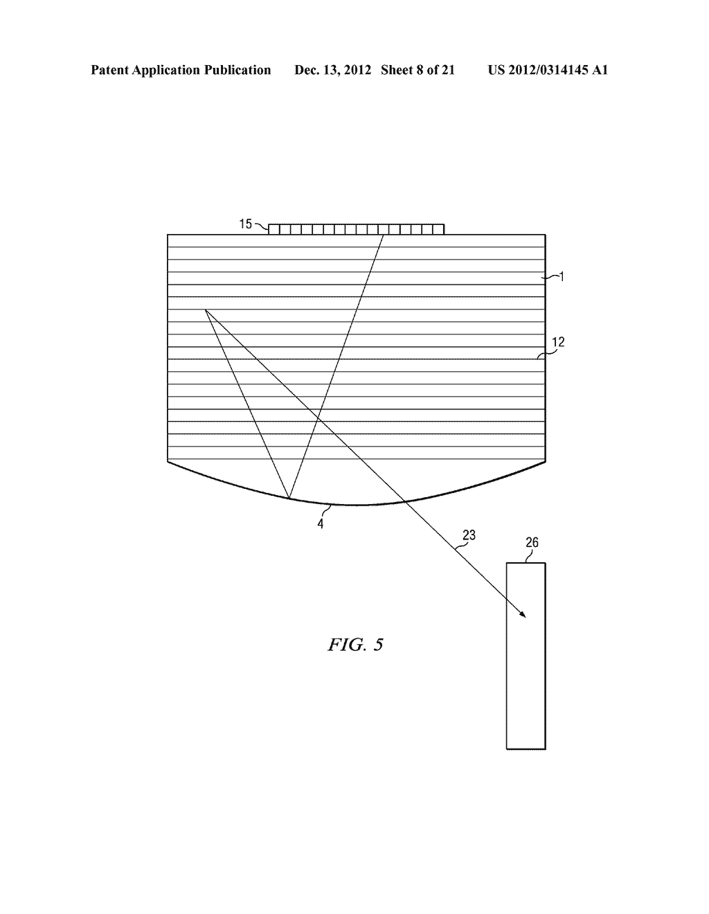 Segmented directional backlight and related methods of backlight     illumination - diagram, schematic, and image 09