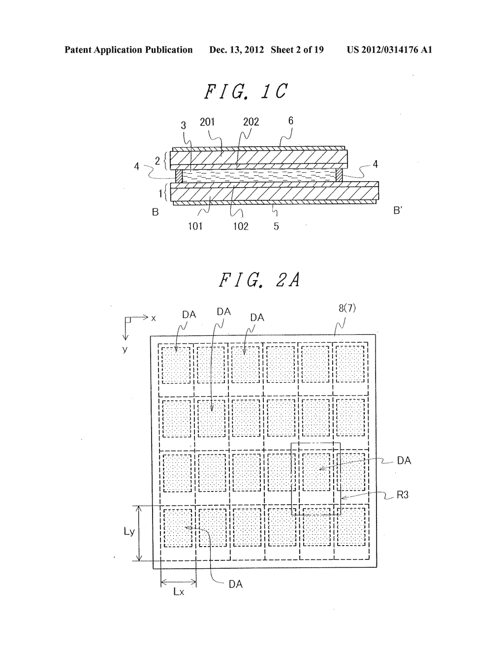DISPLAY DEVICE WITH SUFFICIENT ADHESIVE STRENGTH FOR SEALING MATERIAL - diagram, schematic, and image 03
