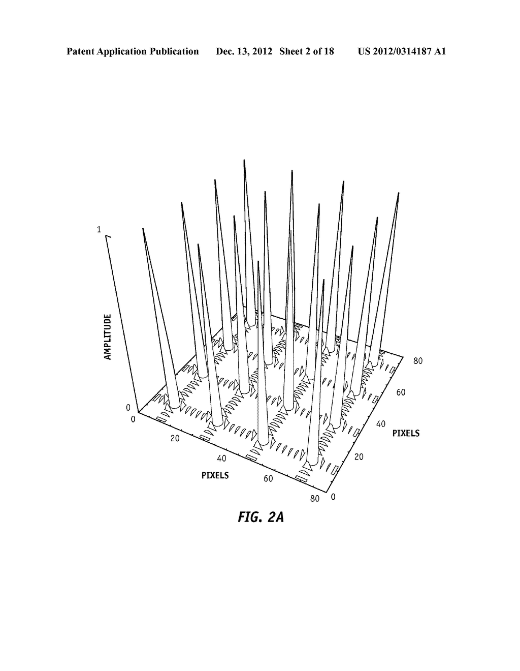 METHOD OF LOCATING VALID LIGHT SPOTS FOR OPTICAL MEASUREMENT AND OPTICAL     MEASUREMENT INSTRUMENT EMPLOYING METHOD OF LOCATING VALID LIGHT SPOTS - diagram, schematic, and image 03