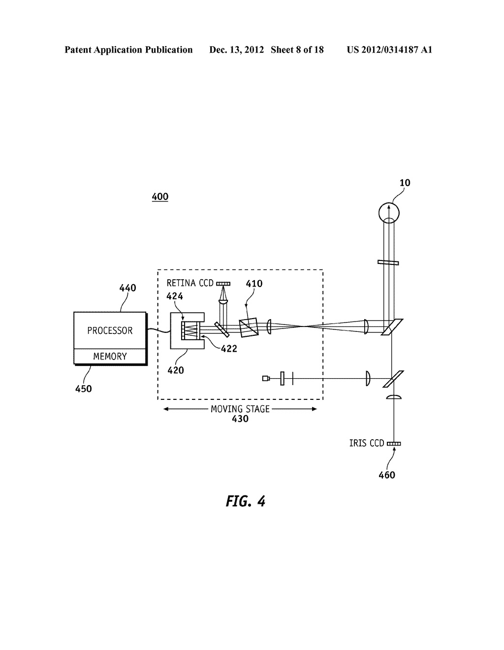 METHOD OF LOCATING VALID LIGHT SPOTS FOR OPTICAL MEASUREMENT AND OPTICAL     MEASUREMENT INSTRUMENT EMPLOYING METHOD OF LOCATING VALID LIGHT SPOTS - diagram, schematic, and image 09