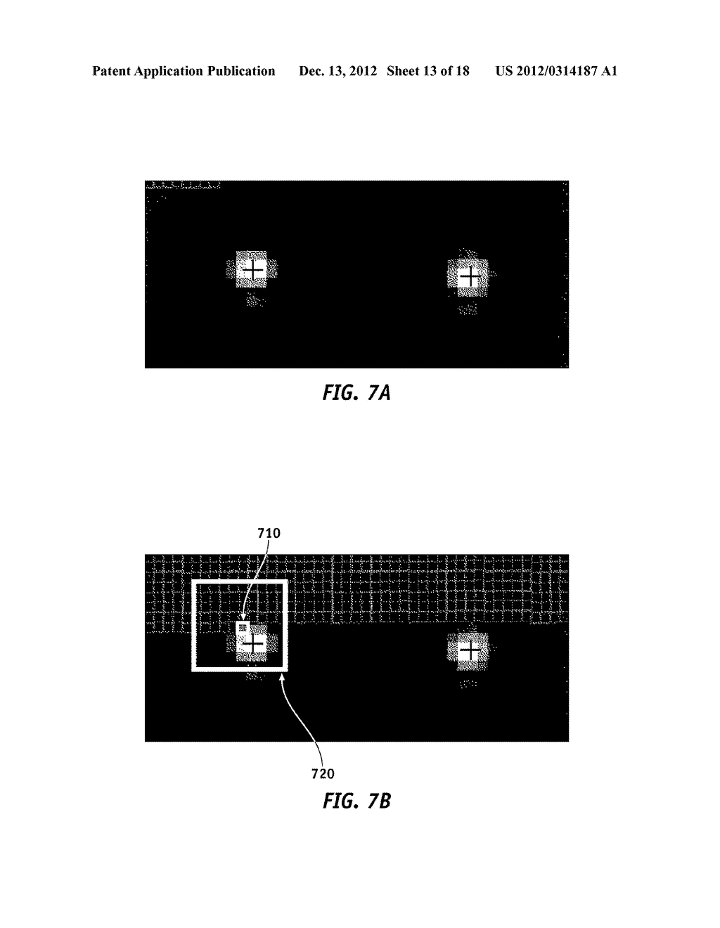 METHOD OF LOCATING VALID LIGHT SPOTS FOR OPTICAL MEASUREMENT AND OPTICAL     MEASUREMENT INSTRUMENT EMPLOYING METHOD OF LOCATING VALID LIGHT SPOTS - diagram, schematic, and image 14