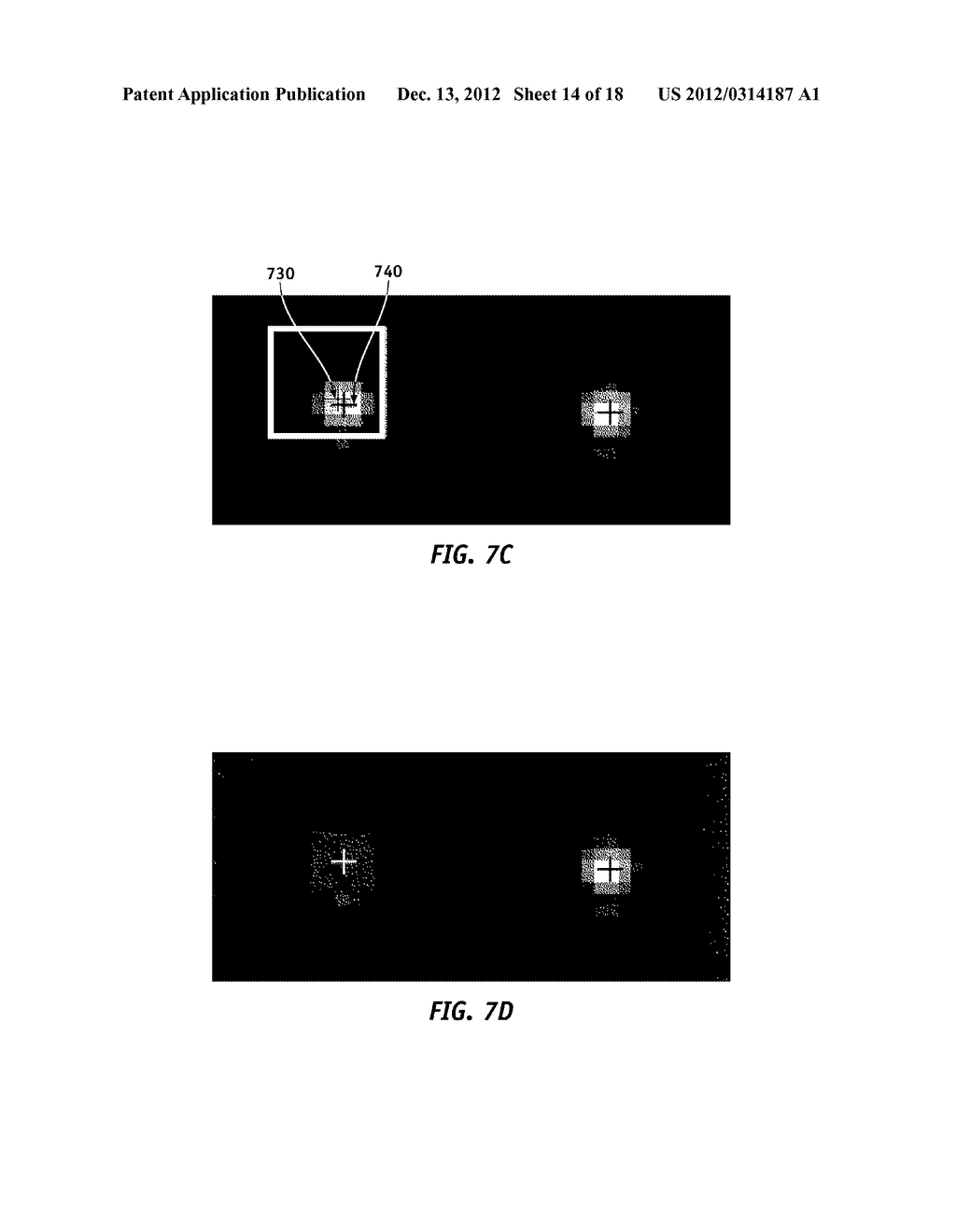 METHOD OF LOCATING VALID LIGHT SPOTS FOR OPTICAL MEASUREMENT AND OPTICAL     MEASUREMENT INSTRUMENT EMPLOYING METHOD OF LOCATING VALID LIGHT SPOTS - diagram, schematic, and image 15