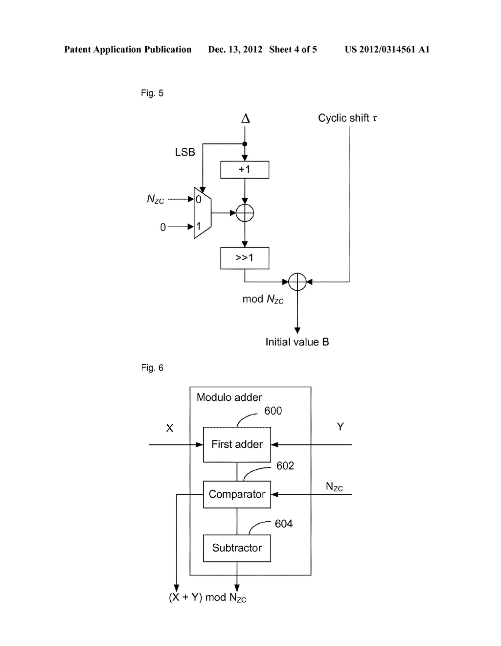 Method and apparatus for implementing preamble generation - diagram, schematic, and image 05