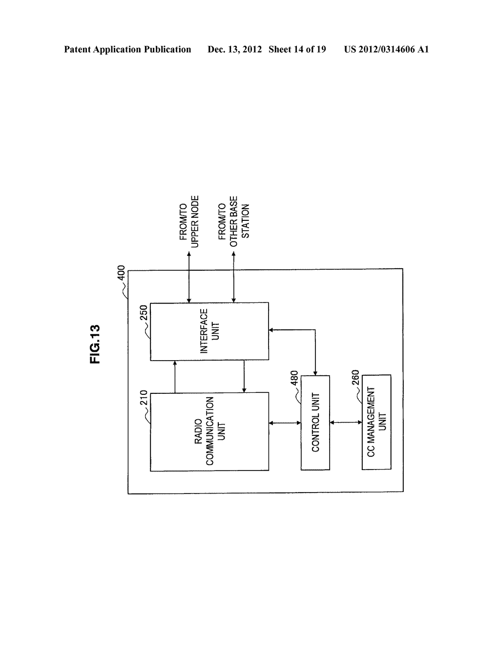 METHOD FOR CONTROLLING HANDOVER, USER EQUIPMENT, BASE STATION, AND RADIO     COMMUNICATION SYSTEM - diagram, schematic, and image 15