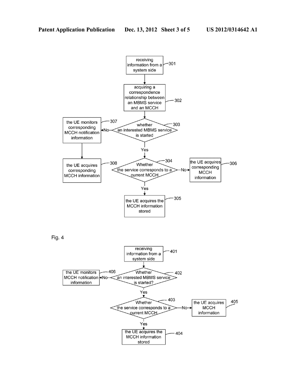 Acquiring Method, Acquiring Apparatus and user Equipment for Multicast     Control Channels (MCCHs) information - diagram, schematic, and image 04