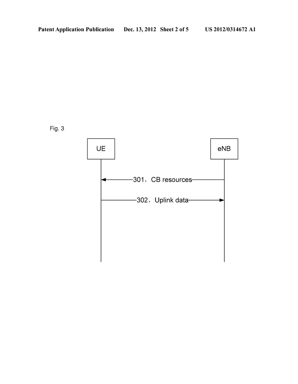 Method and apparatus for processing buffer status report - diagram, schematic, and image 03