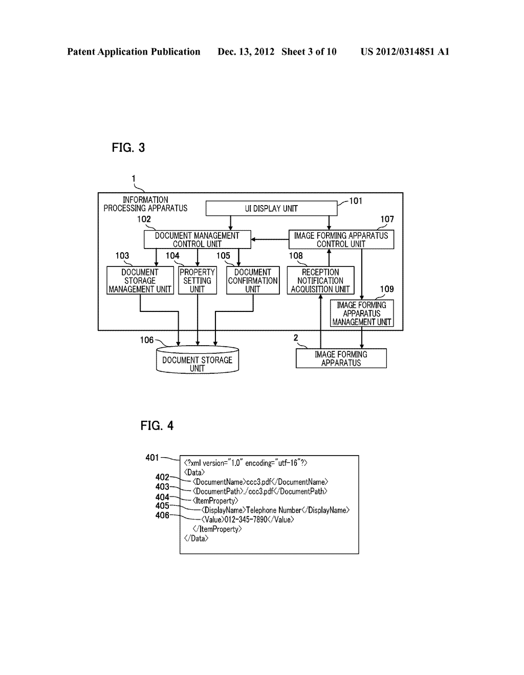 INFORMATION PROCESSING APPARATUS, PROPERTY SETTING METHOD, AND STORAGE     MEDIUM - diagram, schematic, and image 04
