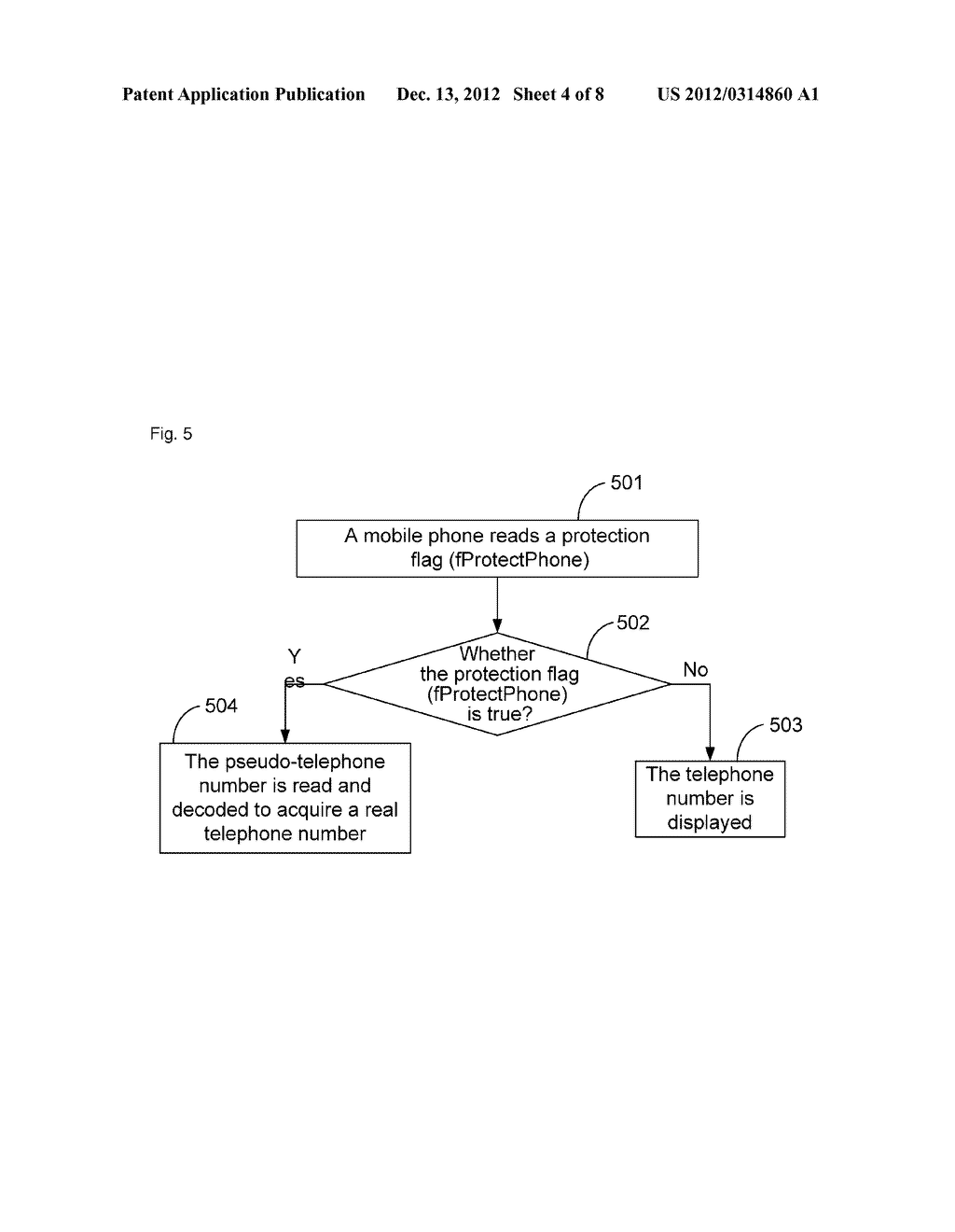 Method and apparatus for communication based on pseudo-contact information - diagram, schematic, and image 05