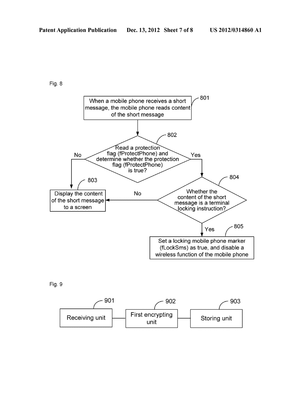 Method and apparatus for communication based on pseudo-contact information - diagram, schematic, and image 08