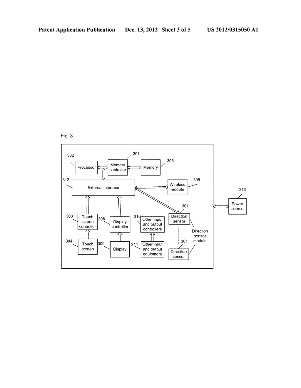 Device, equipment and method for data transmission by touch - diagram, schematic, and image 04