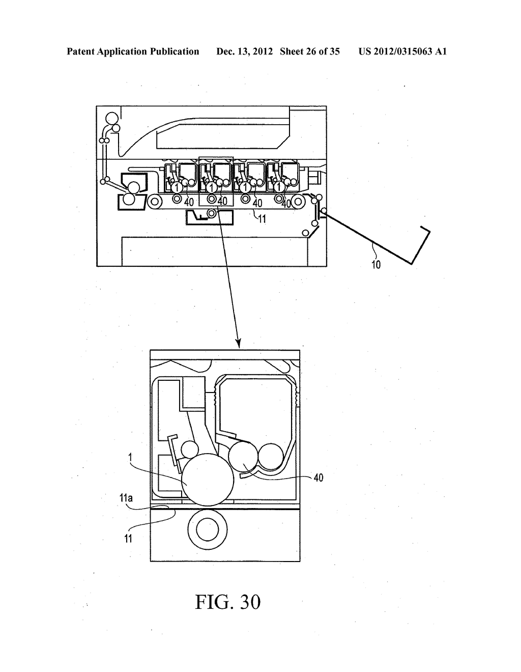ELECTROPHOTOGRAPHIC IMAGE FORMING APPARATUS - diagram, schematic, and image 27