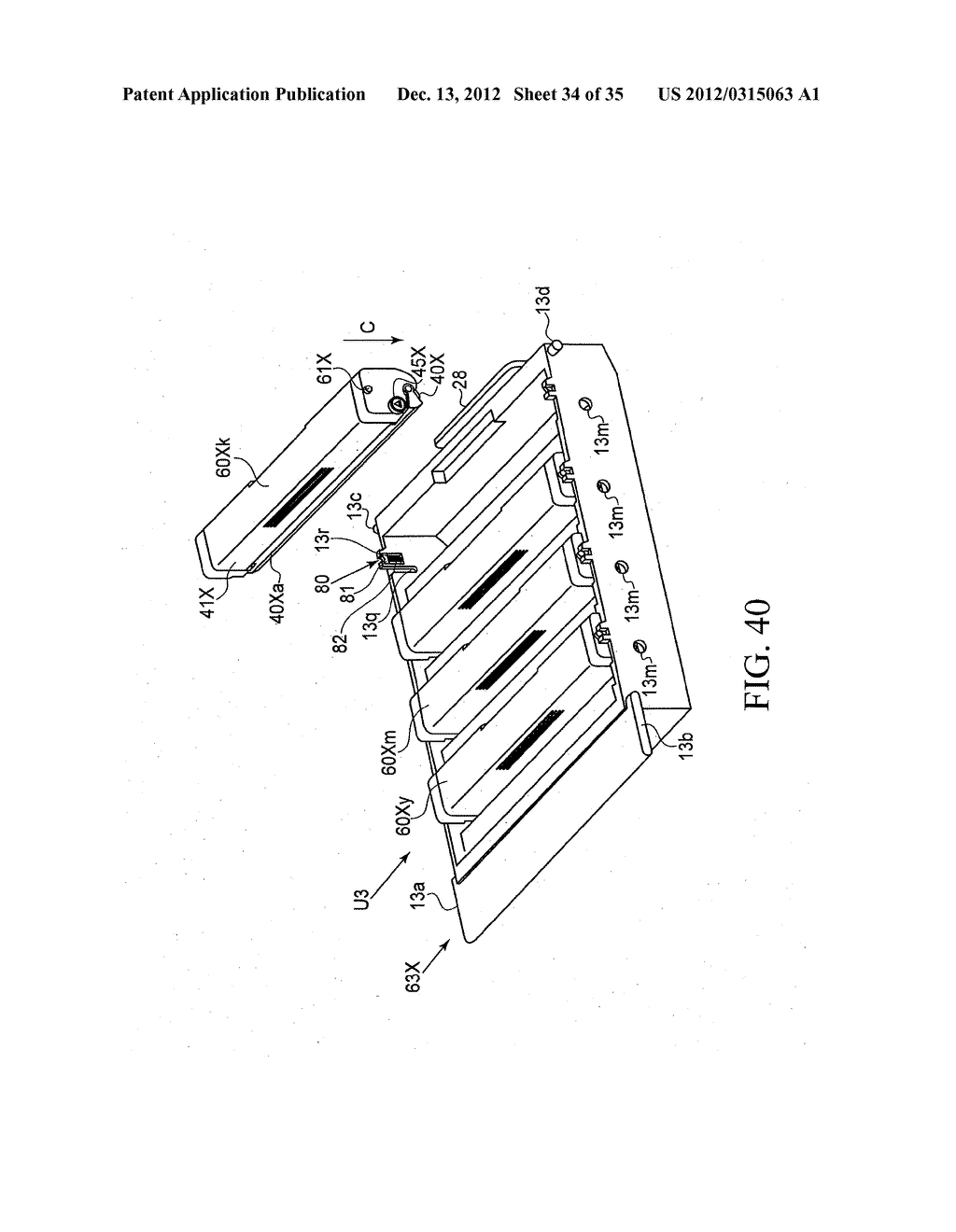 ELECTROPHOTOGRAPHIC IMAGE FORMING APPARATUS - diagram, schematic, and image 35