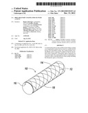 Drug Delivery Coating For Use With A Stent diagram and image