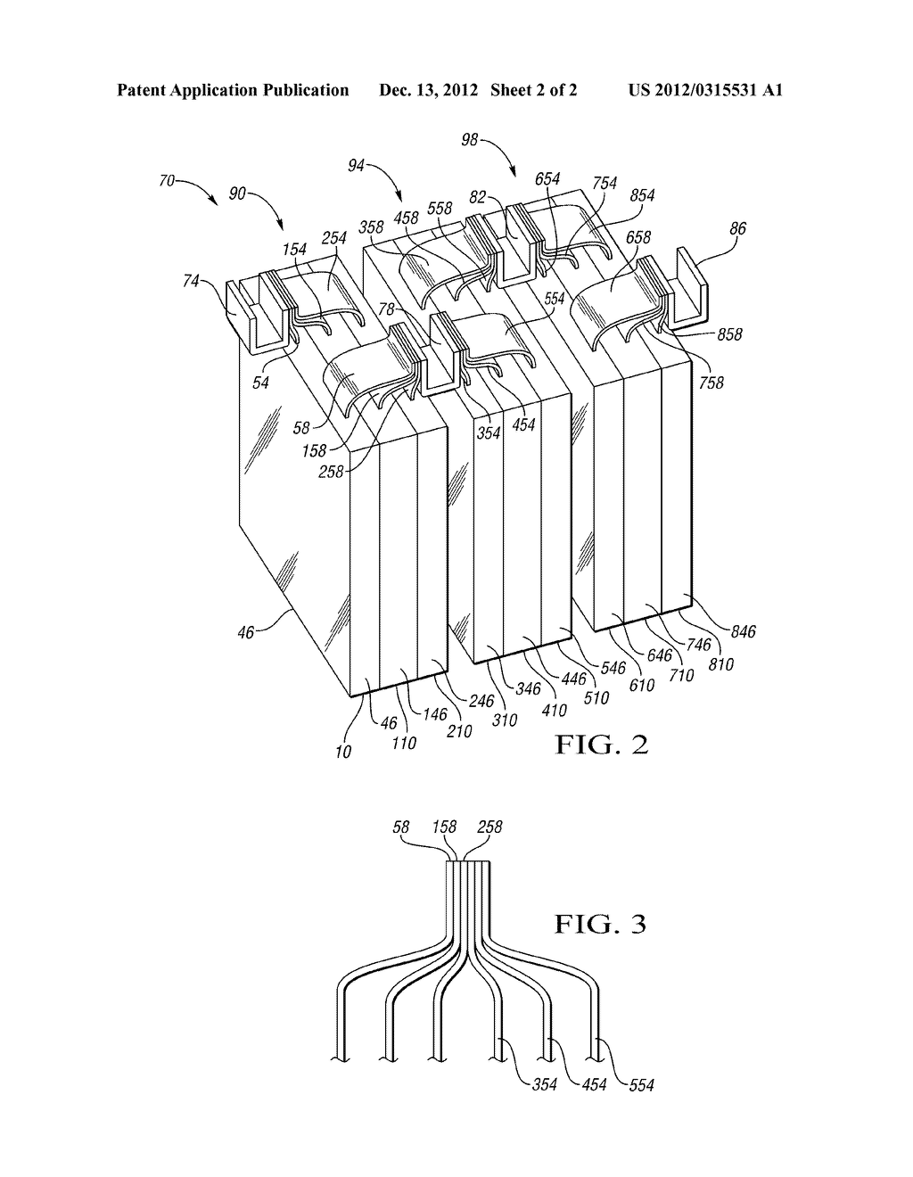 BATTERY CELL CONNECTION APPARATUS - diagram, schematic, and image 03