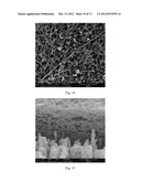 NANOSTRUCTURE COMPOSITE BATTERIES AND METHODS OF MAKING SAME FROM     NANOSTRUCTURE COMPOSITE SHEETS diagram and image